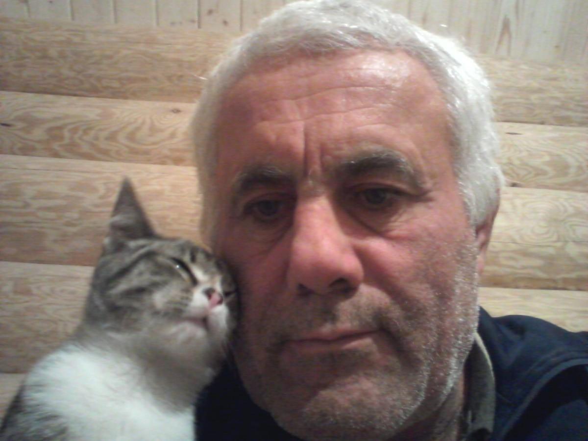 Знакомства Санкт-Петербург, фото мужчины Жора, 59 лет, познакомится для флирта, любви и романтики, cерьезных отношений