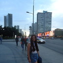 Новый Арбат. Москва.