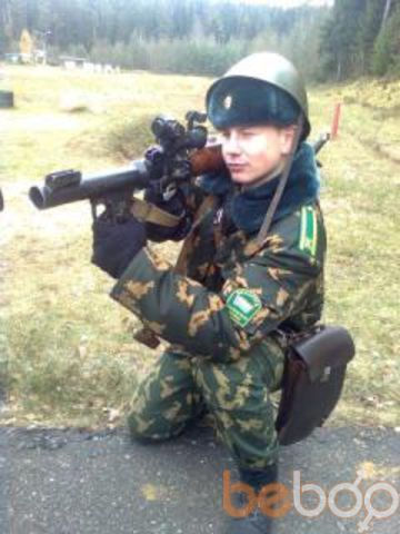 Фото мужчины Курсант, Минск, Беларусь, 25