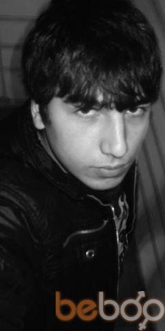 Фото мужчины Ec Calibr, Баку, Азербайджан, 25