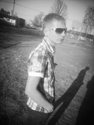 Фото мужчины касс, Горки, Беларусь, 25
