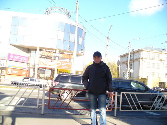 Фото мужчины герра, Мурманск, Россия, 50