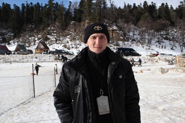 Фото мужчины Dark, Белореченск, Россия, 35