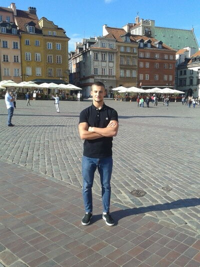 Фото мужчины Ivan, Варшава, Польша, 20