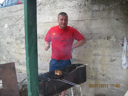 Фото мужчины антон, Черкассы, Украина, 44