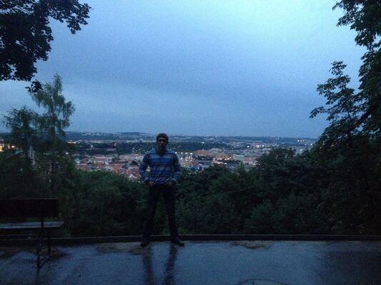Фото мужчины Андрей, Praha, Чехия, 25