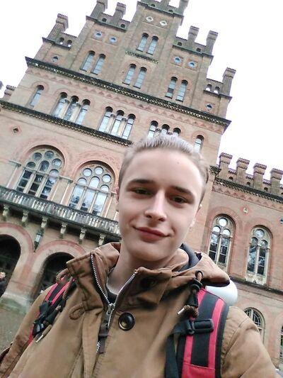 Фото мужчины Дима, Черновцы, Украина, 18