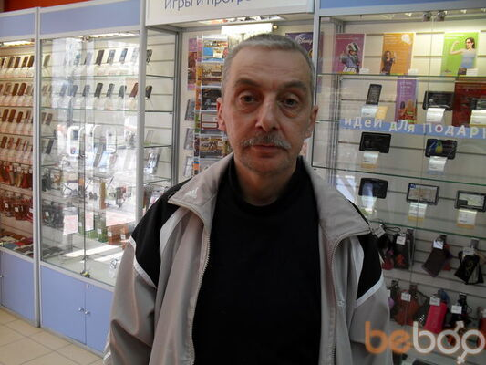 Фото мужчины джекки, Москва, Россия, 54