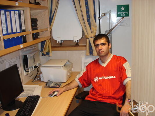 Фото мужчины cimbom, Баку, Азербайджан, 35