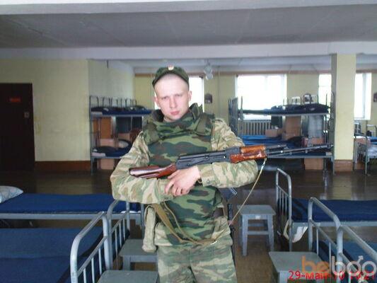Фото мужчины MILLER, Зеленоград, Россия, 27