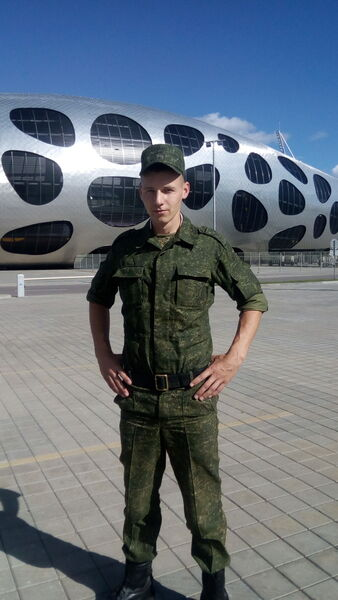 Фото мужчины Вадим, Воложин, Беларусь, 23