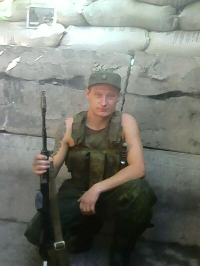 Фото мужчины валентин, Горловка, Украина, 24