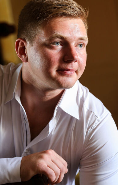 Фото мужчины демид, Молодечно, Беларусь, 28