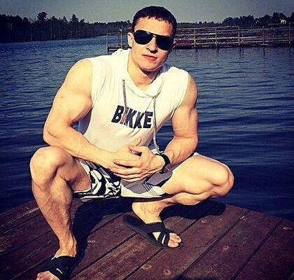 Фото мужчины Виктор, Минск, Беларусь, 25