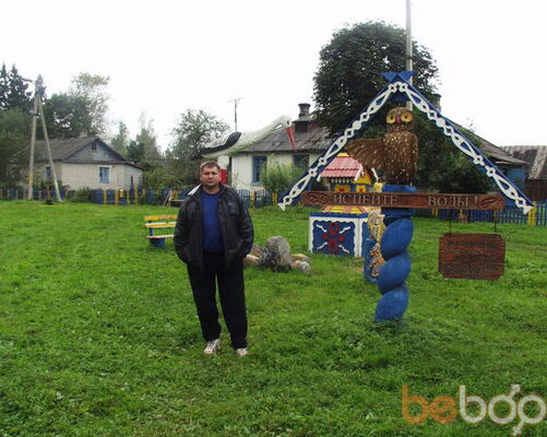 Фото мужчины YUTA, Полоцк, Беларусь, 49